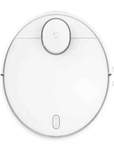 Xiaomi Mijia Robot Vacuum Mop Pro Cleaner-Robot Süpürge ve Paspas Beyaz